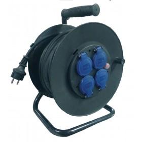 NOVIPRO Enrouleur professionnel de chantier HO7RN-F 3G1,5 NOVIPro 25m Réf NFH-009 NFH-009