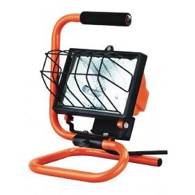 NOVIPRO Projecteur portable 400W avec grille câble HO7RNF NOVIPro Réf NXS-500P NXS-500P