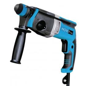 NOVIPRO Perforateur SDS+ PR26 NOVIPro 800W 2,5 joules PR26