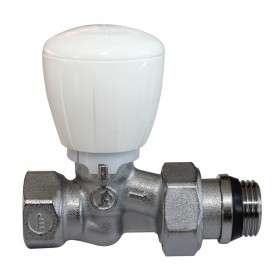 GIACOMINI Robinet thermostatique droit R422TG - MF diamètre 3/8 R422X132