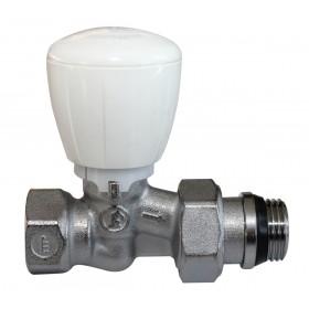 GIACOMINI Robinet thermostatique droit R422TG - MF diamètre 1/2 R422X133