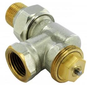 COMAP Robinet thermostatique de radiateur R807Q 15 X 21 ANG inversé M28 réf. R807604Q R807604Q