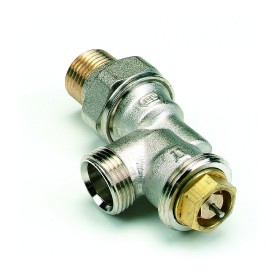 COMAP Robinet thermostatique de radiateur R807 20 x 27 équerre inversé M28 réf. R80760 R807606