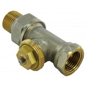 COMAP Robinet thermostatique de radiateur R809 20 x 27 droit M28 réf. R809606 R809606
