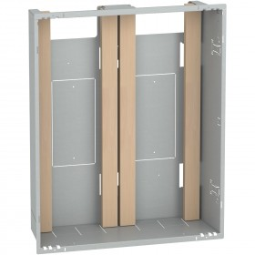 SCHNEIDER Bac d'encastrement 2x13 modules hauteur utile 645 mm Rési9 R9H13292 R9H13292