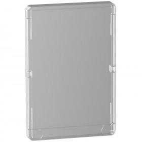 SCHNEIDER Porte transparente tableau électrique 2x13 Modules Rési9 R9H13426 R9H13426
