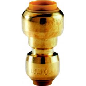 COMAP Manchon T240 réduit instantané tectite femelle-femelle D12-10 pour tubes cuivre, T2401210