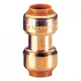 COMAP Manchon T270 instantané tectite, femelle-femelle D10 pour tube cuivre PER et PB T27010