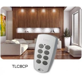 Yokis TELECOMMANDE 8 TOUCHES POWER réf: TLC8CP Code: 5454423 TLC8CP