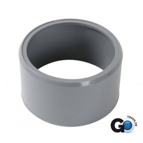 NICOLL Tampon de réduction MF - V10 - PVC gris - diamètre 110/100 mm NICOLL V10