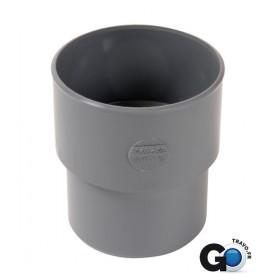 NICOLL Manchette de réparation MF - ZTT - PVC gris - diamètre 100 mm NICOLL ZTT