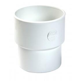 NICOLL Manchette de réparation MF pour sanitaire - ZTTW - PVC blanc - diamètre 100/93 mm NICOLL ZTTW