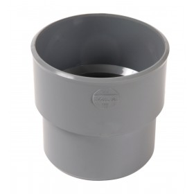 NICOLL Manchette de réparation MF tube non prémanchonné d'évacuation PVC gris - diamètre 110 NICOLL ZVV