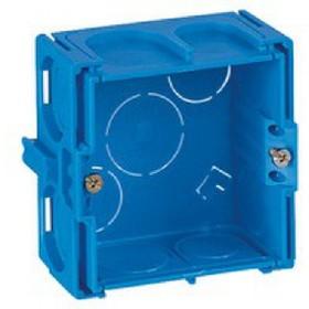 SCHNEIDER Boîte carrée - 1 poste - P50mm Modulo ALB71302