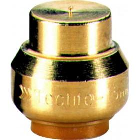 COMAP Bouchon T301 instantané TECTITE femelle D16 pour tube cuivre, PER ou PB réf T301 T30116