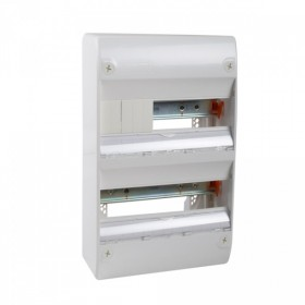 OHMTEC Tableau 2 rangées de 13 modules 26 modules OHMTEC 423205 423205