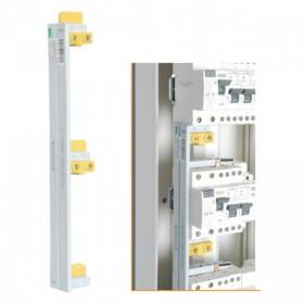 OHMTEC Peigne vertical 63 A 3 rangées pour coffret 423206 ou 423192 OHMTEC 423616 423616
