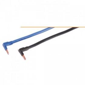 OHMTEC Cordon de raccordement 10 mm2 pour interrupteur ou disjoncteur differentiel 423619