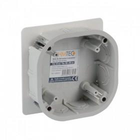 OHMTEC Boite dérivation encastrable électrique 100x100x40 mm OHMTEC 438323 438323