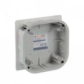 OHMTEC Boite dérivation encastrable électrique 120x120x40 mm OHMTEC 438325 438325