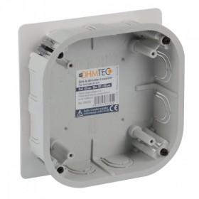 OHMTEC Boite dérivation encastrable électrique 180x180x40 mm OHMTEC 438326 438326