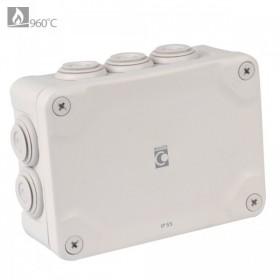 OHMTEC Boite étanche électrique évolutive IP65 255x175x100 mm OHMTEC 438412 438412