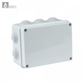 OHMTEC Boite dérivation étanche électrique 190x140 mm OHMTEC 438435 438435