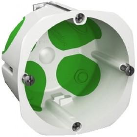 SCHNEIDER Boîte étanche 1 poste diamètre 67 mm, profondeur 40 mm Multifix air IMT35001