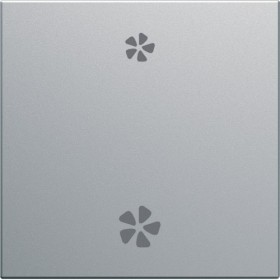 HAGER Enjoliveur VMC TITANE HAGER GALLERY WXD003T WXD003T