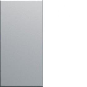 HAGER Enjoliveur interrupteur 1 Module TITANE HAGER GALLERY WXD010T WXD010T