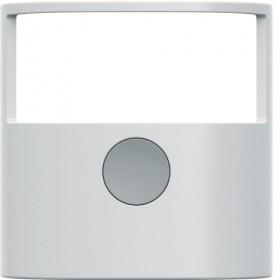 HAGER Enjoliveur interrupteur automatique BLANC PURE HAGER GALLERY WXD050B WXD050B