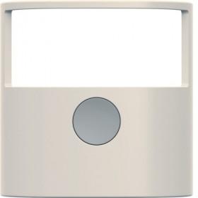 HAGER Enjoliveur interrupteur automatique DUNE HAGER GALLERY WXD050D WXD050D
