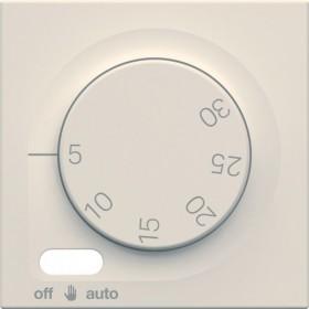 HAGER Enjoliveur thermostat fil pilote DUNE HAGER GALLERY WXP316D WXD316D