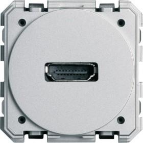 HAGER Prise HDMI bornier à vis HAGER GALLERY WXF632 WXF632