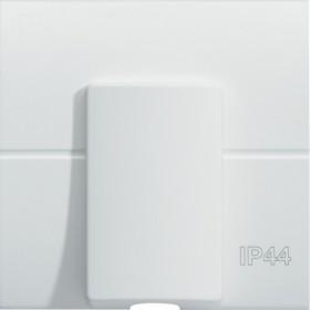 HAGER Sortie de câble étanche blanc WE154 Essensya Hager WE154