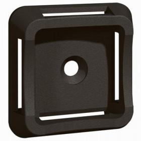 LEGRAND Embase adhesive noire 4,6 20 Legrand Fixation professionnel 032068