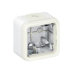 LEGRAND Boitier 1 poste blanc composable 069689