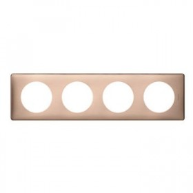 LEGRAND Plaque 4 Postes COPPER 068994 LEGRAND 068994 LEGRAND 068994