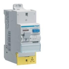 HAGER Interrupteur Differentiel 2 Pôles 25A 30mA AC SanVis CDS722F