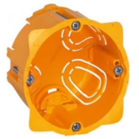 LEGRAND Boitier batibox cloison sèche 1 poste profondeur 60mm 080061