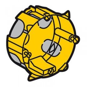 LEGRAND Boitier ecobat 1 poste d85mm 40mm 080086