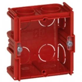 LEGRAND Boitier batibox maçonnerie 1 poste p40mm 080141