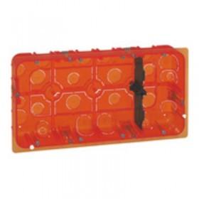 LEGRAND Boitier batibox multi matériaux2x10 modules 080128