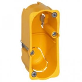 LEGRAND Boitier batibox cloison sèche1/2 postes ost-1m p40 080040