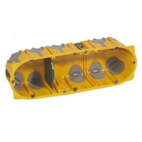 LEGRAND Boitier energy 3 postes d67mm 50mm 080033