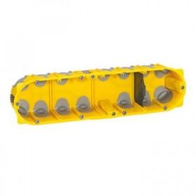LEGRAND Boitier energy 4 postes d67mm 50mm 080034