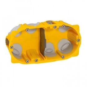 LEGRAND Boitier batibox energy 2 postes 40mm 080022