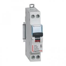 LEGRAND Disjoncteur DNX3 1P+NG Courbe C 32 4500A/6KA LEGRAND 406777 406777