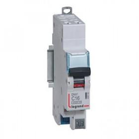 LEGRAND Disjoncteur DNX3 1P+NG Courbe C 16 4500A/6KA automatique LEGRAND 406783 406783