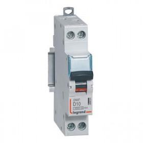LEGRAND Disjoncteur DNX3 1P+NG D10 4500A/6KA LEGRAND 406801 406801
